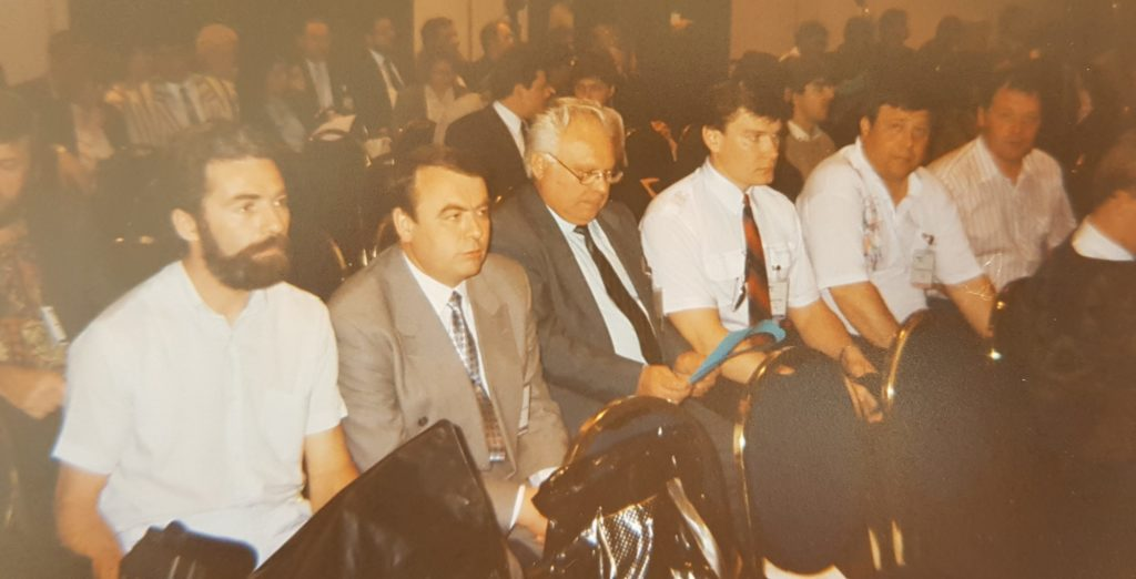 На конференции IFATCA