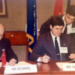 Переговоры в США 1990 г.