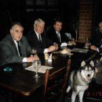 1998 г. Встреча с делегацией DFS