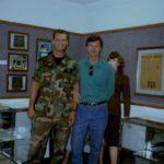 Сержант ВВС США выступал гидом в музее авиационной базы