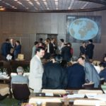 1993, перерыв на первом совещании РАКГАТ