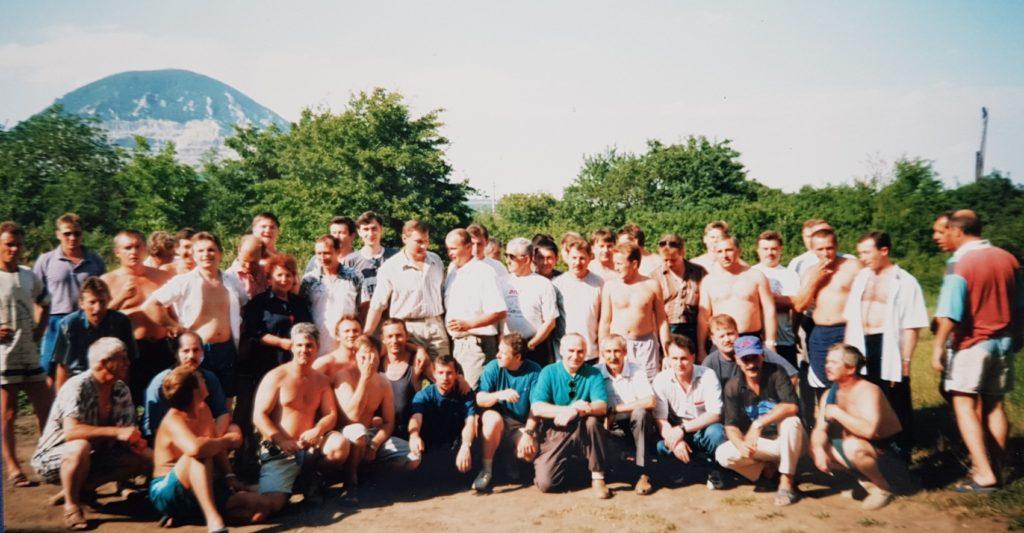 1999 Пленум ЦС ФПАД Минводы