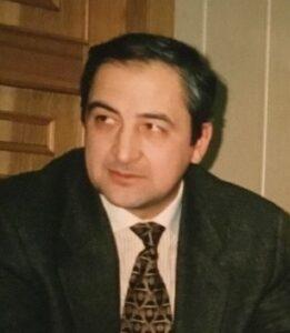 Первый президент ФПАД России Евсюков С.Г.