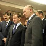 Д.А. Медведев и А.В. Нерадько