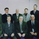 2003 г. Руководящий состав Службы движения ДМД