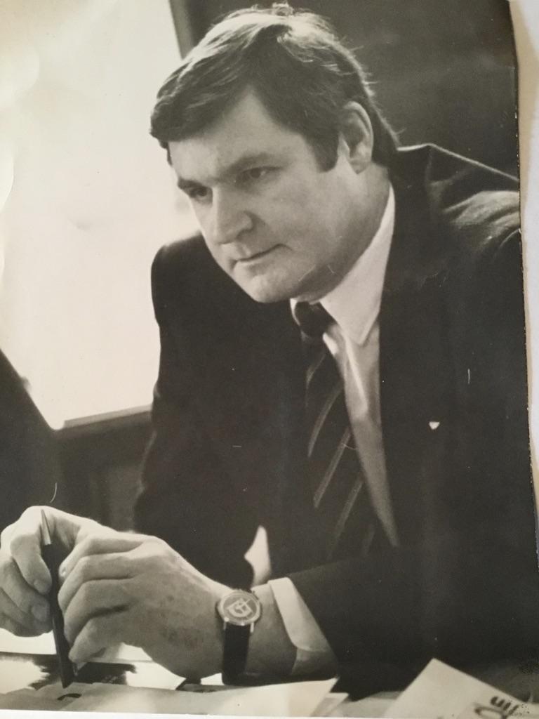 Шелковников В.Г. Председатель Росаэронавигации