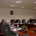 Совещание с руководством Украэрорух в ГК по ОрВД