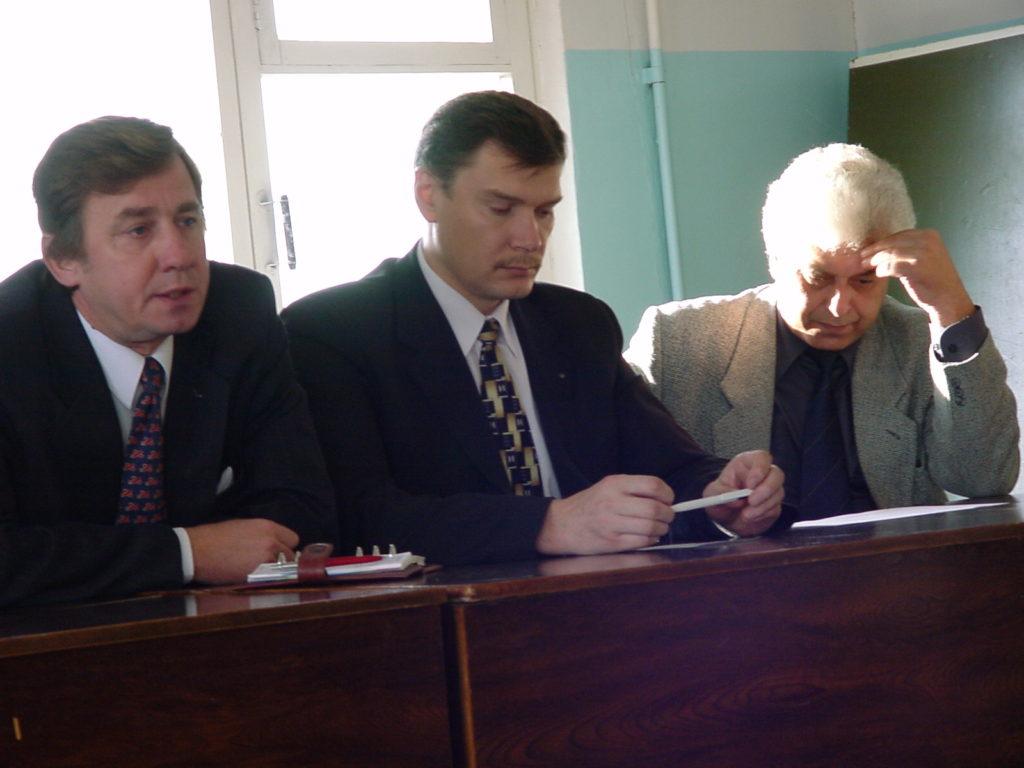 2002 Мурманск Ю.Мелешко, В.Ежов, А.Ананин