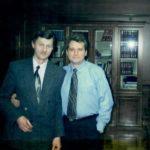 45 лет Сысуеву О.Н. -вице-премьеру правительства России при Ельцине Б.Н.