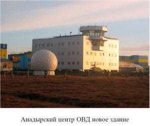 АСВ Анадырь новое здание