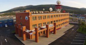 Магадан. Центр управления полетами