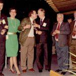 Ново Зеландия март 1993г вступление в ИФАТКА-Немецкая делегация