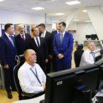 Открытие нового Центра УВД