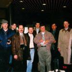 1998. перед вылетом в Австрию