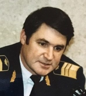 Шелковников В.Г. Начальник Глав УВД МГА СССР