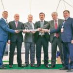 Тюмень. Открытие центра ЕС ОрВД