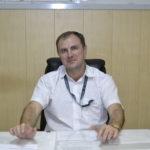 Руководитель полетов В.Сакиев