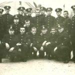 1972 г. Денисов В.И. учёба в КЛШУ ГА