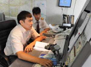 Авиадиспетчер. Кыргызаэронавигация