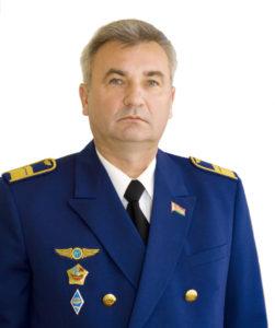 Чуро Леонид Николаевич. Белаэронавигация.
