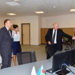 И.Г. Алиев в Азераэронавигация