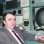 Домодедово. Авиадиспетчер ПДП - Президент ФПАД России Конусенко В.Г.
