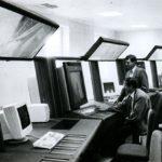 Молдова. Зал управления воздушным движением.