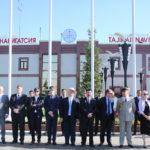 Тажджикаэронавигация открытие КДП Душанбе