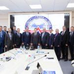 Ядров Д.В. (в центре) Аэронавигация Северо-Восточной Сибири