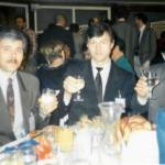 Израиль 1995г Открытие сессии мировой ИФАТКА Делегаты от России Поволжья
