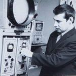Сыктывкар. Один из первых сменных инженеров службы Жаков С.П. Работал в службе с 1959г. Ударник коммунистического труда с 1974г.