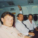 1995г. В.Ежов, В.Околелов, В.Пивнов.