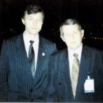 Тайвань 1997г Мировая ИФАТКА делегат от России-председатель ФПАД Поволжья - Твердохлеб А. и делегат от Украины Шуляк А. - президент ФПАД Украины