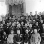 1954 г. На приёме у Министра обороны СССР