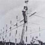 История. Монтаж антенны (КРМ)