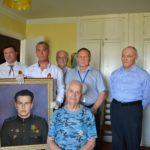 Поздравление Ветерана-героя ВОВ Веселова Н.А. 09.05.2020