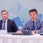 А.Бектуров и И.Моисеенко. Международное сотрудничество.