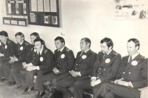 1970 г. Ханты-Мансийск .Конкурс профмастерства.