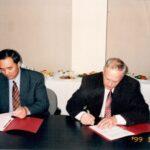 Кленов Ю.В., Междунородное сотрудничество, 1999