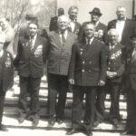 Кленов Ю.В., встреча с веретаранми ГА, 1991