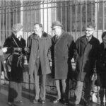 2. Участники межминистерской рабочей группы по закупке зарубежных АС УВД, 1973 год.
