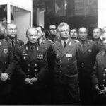 4. Участники совещания ВВРК УВД СВД (Москва, 1980г.)