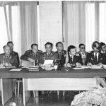 5. Участники совместного совещания ВВРК УВД СВД и ПКГА СЭВ (Москва, 1982г.)