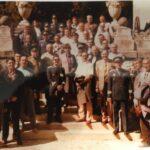 6. Участники последнего заседания ВВРК УВД СВД и ПКГА СЭВ (Бухарест, 1989г.).