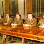 7. Участники последнего заседания ВВРК УВД СВД СССР (Бухарест, 1989г.).
