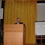 А.С. Танцура, 2005 г., на совещании Управления персоналом ГК по ОрВД