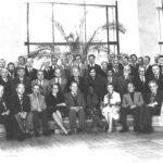 Участники заседания НТС Рига, 1986 г.