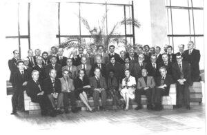 Участники заседания НТС – IV/8 (Рига, 1986 г.)