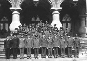 Участники заседания ВВРК (Москва, 1980 г.)