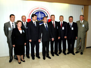 Визит Медведева Д.А.